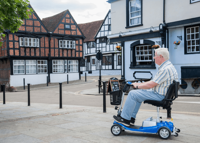 Tips on choosing a small mobility scooter