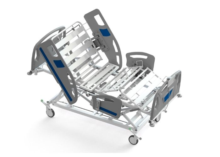 Intensive Care Hospital Bed FBET-ICU