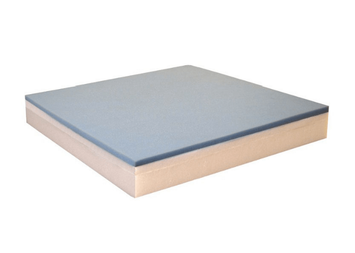 Flat Coral Cushion Without Cover