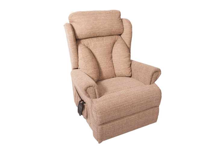 Admiral Chair with Lateral Back Option