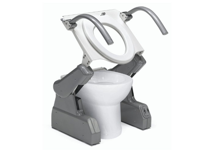 Toilet Riser Pro - Lifted Position